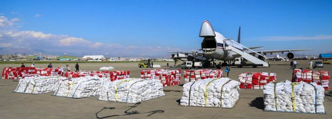 Flood Relief Operations Gain Momentum