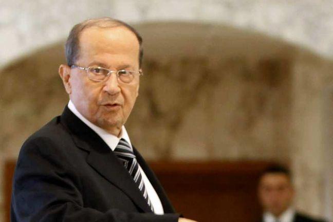 Old enemies set to elect Aoun as Lebanon's president