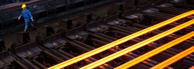 Iran's Steel Output Surges 7% to Over 16 Million Tons