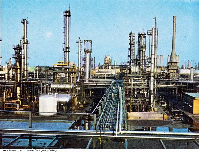 Iran, China agree on $1.2B refinery project
