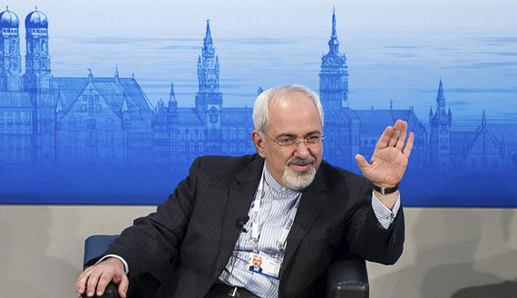 Zarif: Iran reliable trade partner for EU