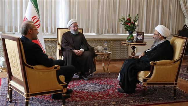 No one can harm Iranian Armed Forces: Rouhani