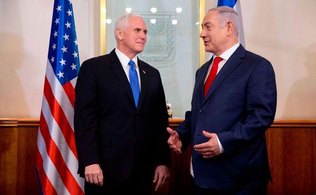 Pence Hails Jerusalem as Israel's Capital in Netanyahu Meeting