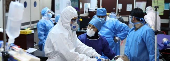 32% Rise in Iran Virus Infections