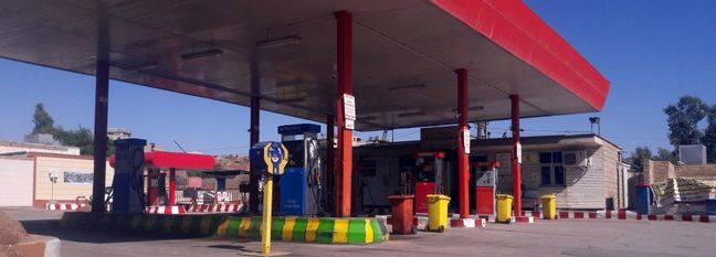 Filling Stations Lack Replacement Parts