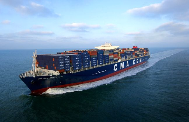 French Shipping Firm CMA CGM Ends Iran Operations