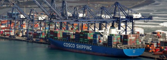 US Sanctions on COSCO Hit LNG Tanker Industry