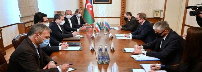 Iran Proposes Initiative for 'Lasting Peace' in Nagorno-Karabakh