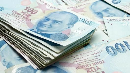 Turkish lira hits record low, down 20 percent against dollar this year