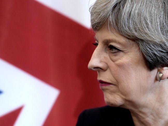 U.K.'s May Urges G-7 to Help Iraq Prosecute Foreign Jihadists