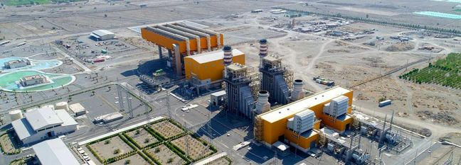 Harnessing APG Helps Kish Power Plants Cut Diesel Use
