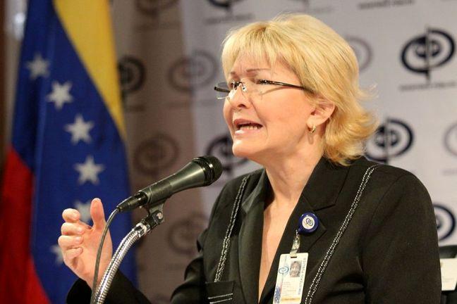 New Venezuela Assembly Votes to Oust Chief Prosecutor Ortega