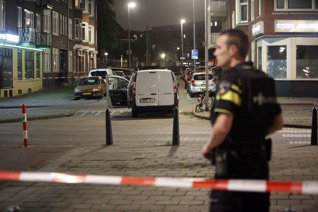 Police search for van that killed one, injured three at Dutch concert