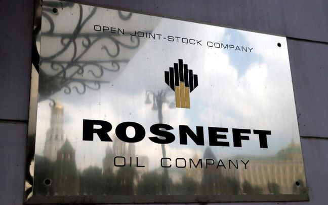 Rosneft Hopes Iran Rulings Will Help it Beat EU Sanctions