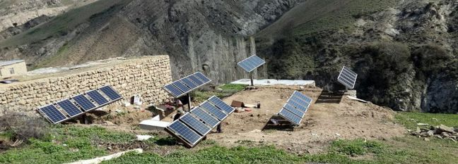 Remote Regions in Lorestan Benefit From Green Energy