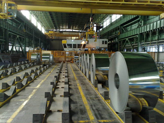 Iran's steel exports up by 70% in 4 months