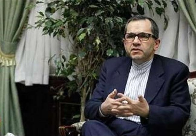 Reviving relations between Iran and Britain now is not possible; Takht-Ravanchi