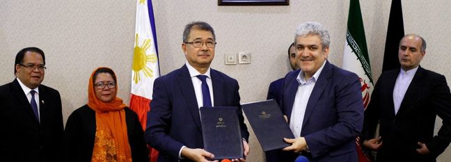 Filipino Minister Discusses Tech Ties